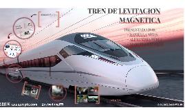 Copy of TREN DE LEVITACION MAGNETICA
