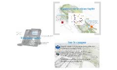 Saclay - Téléphonie campus