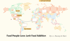 Food people love!