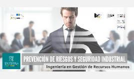 PREVENCIÓN DE RIESGOS Y SEGURIDAD INDUSTRIAL 16