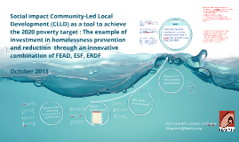 Community-Led Local Development as a tool to achieve the 202