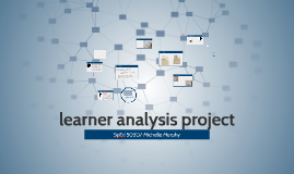 learner analysis project