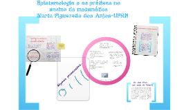 Copy of Epistemologia e práticas docentes