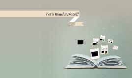 Let's Read a Novel!