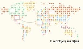 El reciclaje y sus porcentajes