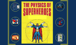 Copy of The Physics of Superheroes