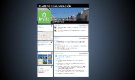 PLAN DE COMUNICACIÓN INTERNA - INVICO