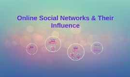 Online Social Networks & Their Influence