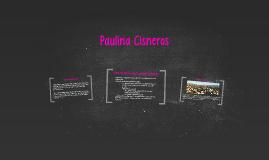 Paulina Cisneros