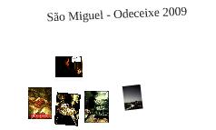 São Miguel - Odeceixe 2009