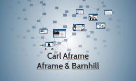 Carl Aframe