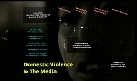 Copy of Domestic Violence & the Media