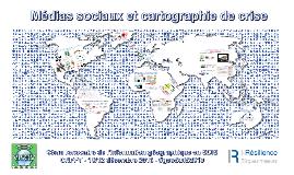 Médias sociaux et Cartographie d'urgence