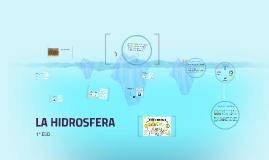 Copy of LA HIDROSFERA