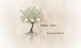 Holes -Zero