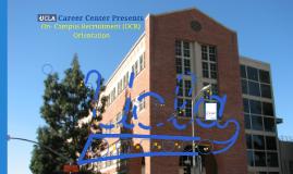 (Online Workshop) On-Campus Recruitment Orientation