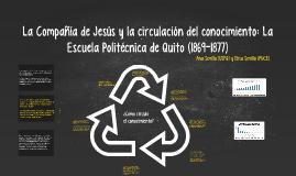 Circulacion conocimiento jesuitas
