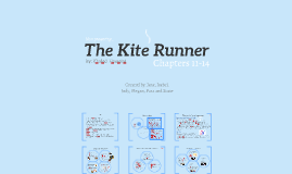 The Kite Runner - Chapter 11-14