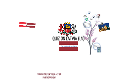 Quiz on LV (EE) version