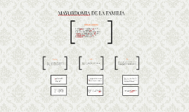 Copy of MAYORDOMIA DE LA FAMILIA