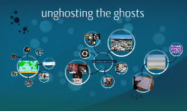 Unghosting the ghosts