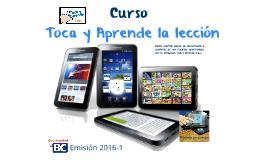 Copy of Toca y Aprende 2016