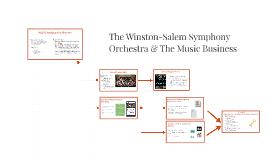 Winston-Salem Symphony Orchestra