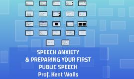 Speech Anxiety (2,3)