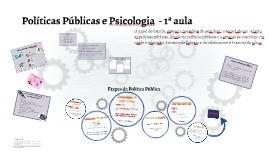 Copy of Políticas Públicas em Psicologia