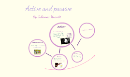 Active & Passive project -