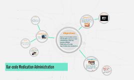 Copy of Bar-code Medication Administration