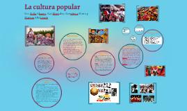 La cultura popular