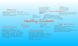 Copy of Healthy Choices