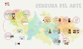 CENSURA AL ARTE - L.E