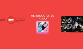 Reproductor de audio