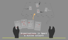 Organisations in Sport & Active Leisure