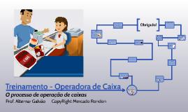 TREINAMENTO OPERADOR DE CAIXA