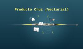 Producto Cruz (Vectorial)