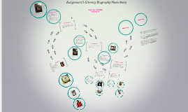 Copy of Assignment I: Literacy Biography Photo Story
