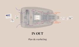La empresa se llama IN OUT y está inspirada en el concepto d