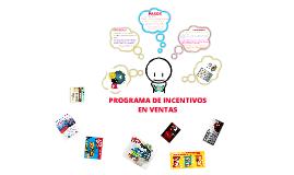 incentivos y concurso