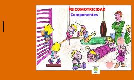 COMPONENTES DE LA PSICOMOTRICIDAD