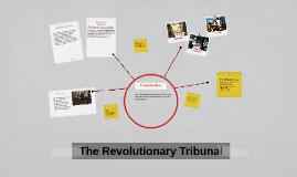 The Revolutionary Tribunal