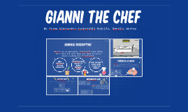 GIANNI THE CHEF