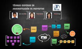 """Proyecto """"Transferencia de producto"""