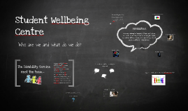Student Wellbeing Centre