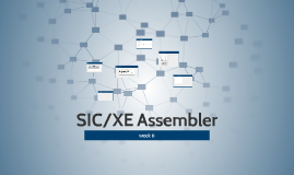 Copy of SIC/XE Architecture