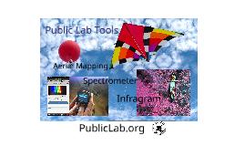 Public Lab Tools