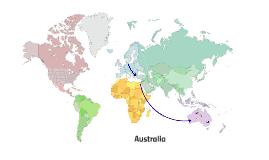 Reise til australia