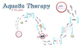 Copy of Aquatic Therapy